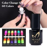Buy cheap Hot Sell Temperature color changing gel polish professional gel nail polish,gel nail varnish from wholesalers