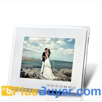 China Masterpiece - 12 Inch Digital Picture Frame - Multimedia and Remote on sale