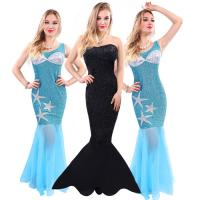 Buy cheap Womens Mermaid Tail Costume Versatile For Masquerade / Studio Photography Dress from wholesalers