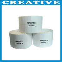 Buy cheap direct thermal labels product
