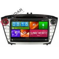 Buy cheap Steering Wheel Control Hyundai Ix35 Dvd Player , In Dash Car Entertainment from wholesalers