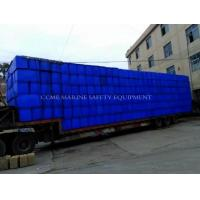 Buy cheap Dock floating pontoons, Marina Floating foam filled Floaters from wholesalers