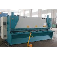 Buy cheap QC11K Series Hydraulic CNC Guillotine Shear product