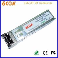 Buy cheap Cisco SFP-10GB-SR 10G SFP+ Transceiver 850nm For Network from wholesalers