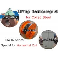 Buy cheap Lifting Electromagnet for  coiled steel from wholesalers