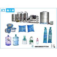 Buy cheap Desalination rate more than 98% Pure Water Treatment System for Drinking Water Beverage Line from wholesalers