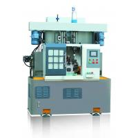 Buy cheap Rotary Indexed Table Lathe Turning Machine , Drilling Tapping Machine Vertical Two Spindle from wholesalers