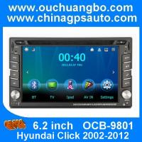 Buy cheap Ouchaungbo Car DVD Radio GPS Navi for Hyundai Click 2002-2012 User interface language SWC OCB-9801 from wholesalers