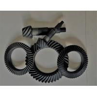 Buy cheap Right Hand Steel Spiral Bevel Gear For Gearbox Anti - Oil Blacking Surface Treatment from wholesalers