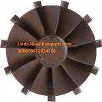 Buy cheap Caterpillar Marine Wheel Loader  EARTH MOVING Turbo S2ES 314522 Turbocharger Turbine Wheel/Shaft Wheel 167420 from wholesalers