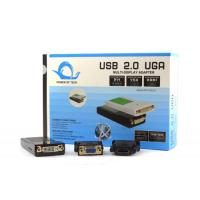 Buy cheap 3in1 Extra Multiple Display USB to VGA converter , Linux usb graphics card from wholesalers