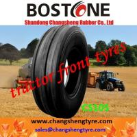 Quality 5.00-15-6PR Farm Tractor front tires for sale