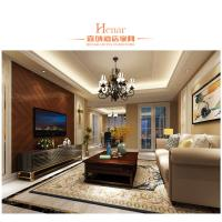 Buy cheap Simple Steady Modern Wood Coffee Table / Hotel Living Room Furniture from wholesalers