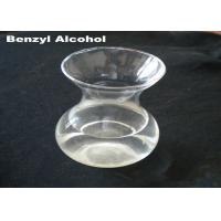 Buy cheap Safe Organic Solvents Benzyl Alcohol For Ointment or Liquid Medicine CAS 100-51-6 from wholesalers
