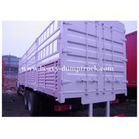 Buy cheap Comercial Howo Cargo Truck 336 hp 13 tons 6x4 HW79 Cabin for African country from wholesalers