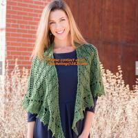 Buy cheap Crochet Woman Poncho, Poncho, woman poncho, poncho wrap, Green Free Knitting Crochet Woman from wholesalers