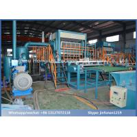 Buy cheap Full Automatic Used Paper Recycling Egg Tray Making Machine 4000pcs / h high speed product