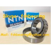 Buy cheap NTN Brand Steel Cage Tapered Rolling Bearing Chrome / Carbon / Stainless Steel from wholesalers