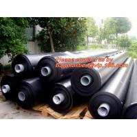 Buy cheap 0.31 1 2 3 3.5 4 5 6 8 10 12 15 mil Waterproof Dampproof Clear / Black Plastic Poly Construction Film Rolls bagease pack from wholesalers