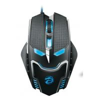 Buy cheap Black / White 6 Button Optical Gaming Mouse And Keyboard With Breathing Light from wholesalers