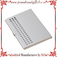 Buy cheap Silver Business Card Holder from wholesalers