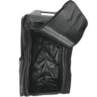 Buy cheap Wheeled Scuba Diving Bag Lightweight , Black Foldable Travel Trolly Bag from wholesalers