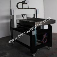 Buy cheap China small 4 axis cnc machine engraving cutting for wood metal ZK-6090 600 from wholesalers