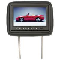 Buy cheap LCD Advertising Car Pillow Monitors 273mm*180mm*124mm Dimension 9 Display from wholesalers