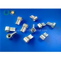 Buy cheap Anodized Aluminum CNC Milling Parts Sand Casting For Camera Rotate Button from wholesalers