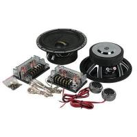 Buy cheap 20KHZ Component Car Speaker, 4 Ohm , 75W Two Way Car Speaker Woofer from wholesalers