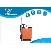 Buy cheap Pesticide / Weed Killer Knapsack Sprayer , Electric Backpack Sprayer from wholesalers