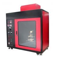 China Small Flammability Testing Equipment , Tracking Index Tester IEC60112-2003 UL746 on sale