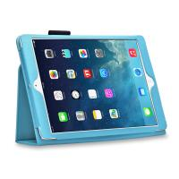Buy cheap Folio Apple Leather iPad Case Stand / Book Style Protective Air 5 Covers from wholesalers
