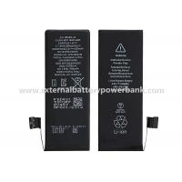 Buy cheap 1560mAh Built-in Li-ion iPhone Replacement Batteries for Apple iPhone 5S from wholesalers