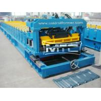 Buy cheap Step Roof Tile Roll Forming Machine Shanghai MTC from wholesalers
