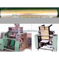 Buy cheap PVDC cling film rewinder manufacture from wholesalers