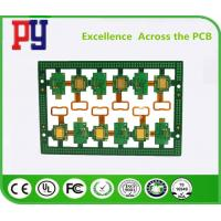 Buy cheap Medical Double Sided Tinned Rigid Flex Printed Circuit Boards 4 Layers ENIG Process from wholesalers