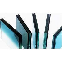 Buy cheap Blue , Grey Architectural Pvb Laminated Safety Glass , Decorative Laminated Glass Panels from wholesalers