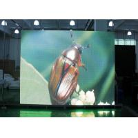 Buy cheap Full Color P10 Outdoor Flexible LED Curtain Display for Stage Background ≥18000 cd/m² from wholesalers