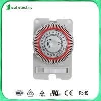 Buy cheap mechanical programmable timer switch from wholesalers