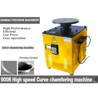 Buy cheap Circular Chamfer Machine Deburring - Chamfering 5600 rpm Speed Circular from wholesalers