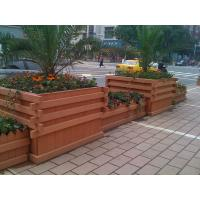 Buy cheap wpc outdoor large plastic planters plastic square planter square concrete planters from wholesalers