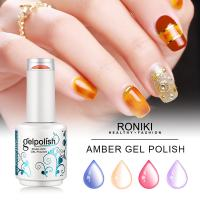 Buy cheap Roniki Forest Green Series Color Gel,Nail Painting Color Gel,Nail Art Gel from wholesalers