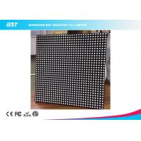 Buy cheap Custom P4.81 Outdoor Waterproof Led Module With 1/13 Scan , 52×52 Dots from wholesalers