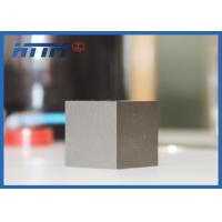 Buy cheap 1 Kilogram Tungsten heavy Alloy Cube 38mm HIP Sintered with 95% pure W from wholesalers