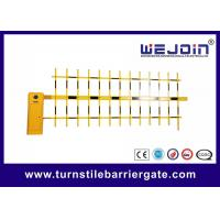 Buy cheap Vehicle Access Security Barrier Gate , Parking Lot Swing Gates 8 Metes from wholesalers