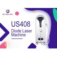 Buy cheap Vertical 808nm Diode Laser Hair Removal Beauty Machine For Hair Removal Large Spot Size from wholesalers