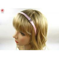 Buy cheap Handmade Simple Metal Bow Girls Hair Bands Accessories For Short Hair product