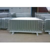 Buy cheap Removable Temporary Construction Fence Panels For Backyard / Workshop from wholesalers