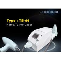 Buy cheap Spa Use Nd Yag Laser Tattoo Removal Machine , Remove Birthmark , Whitening Face from wholesalers